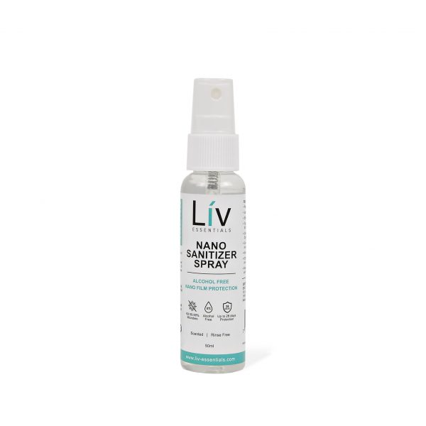 Liv Nano Sanitizer Spray 50ml